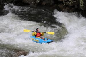 Ducky Nantahala River Rafting