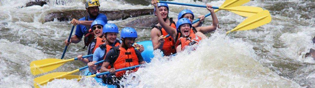 Carolina Ocoee River Rafting