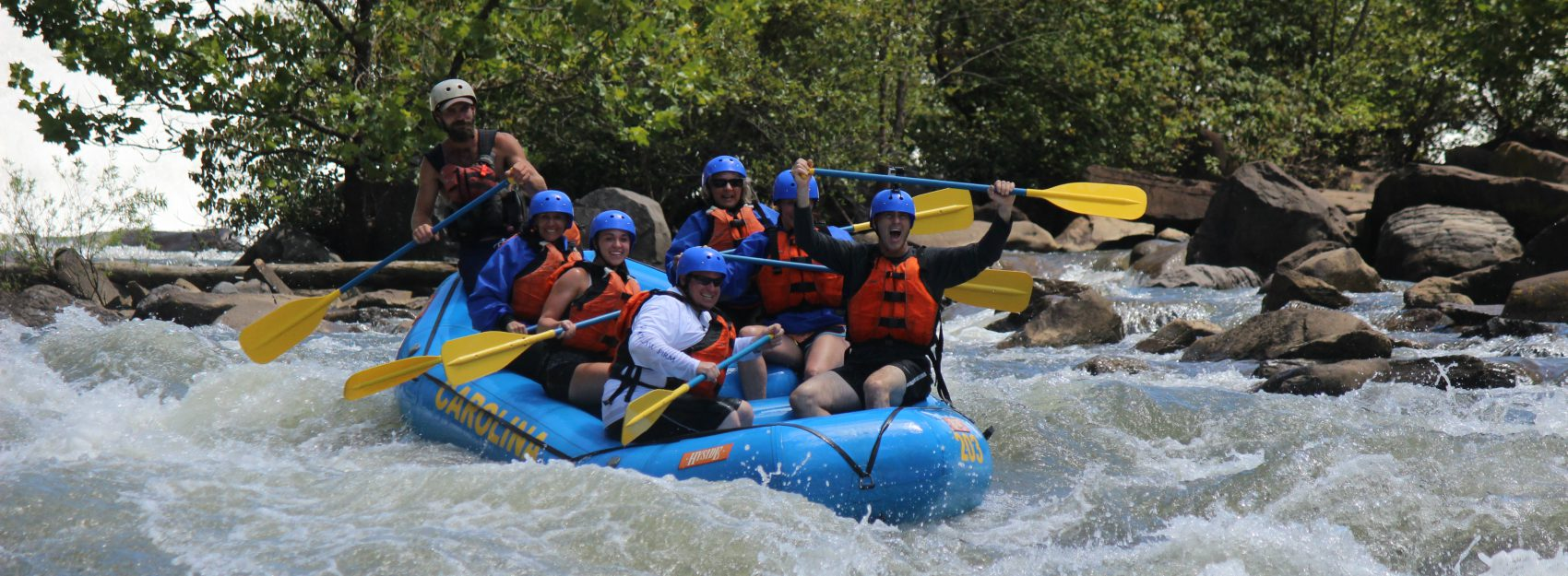 middle ocoee rafting