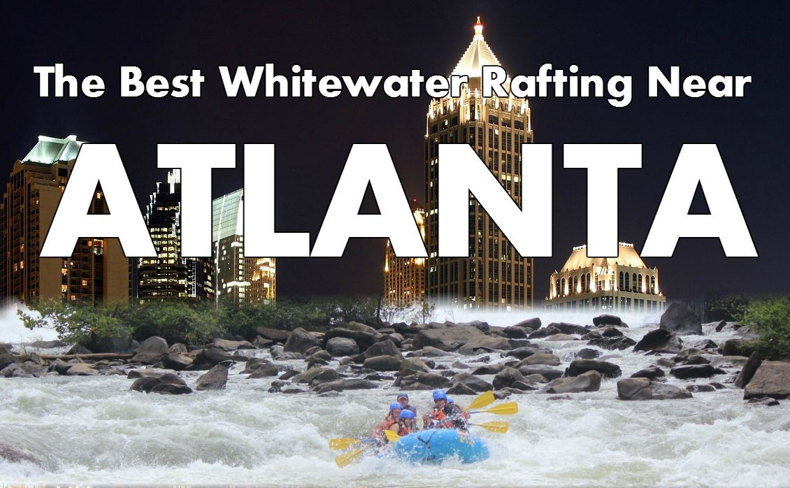 white water rafting near atlanta