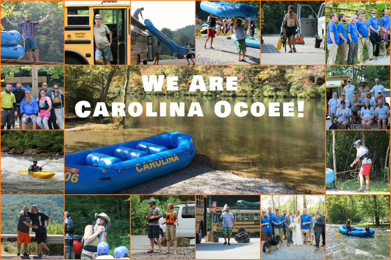 we are carolina ocoee